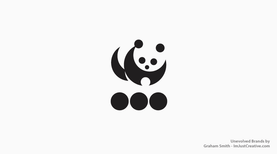 World Wild Life Logo Unevolved Brand Designed by Freelance Logo Designer The Logo Smith.