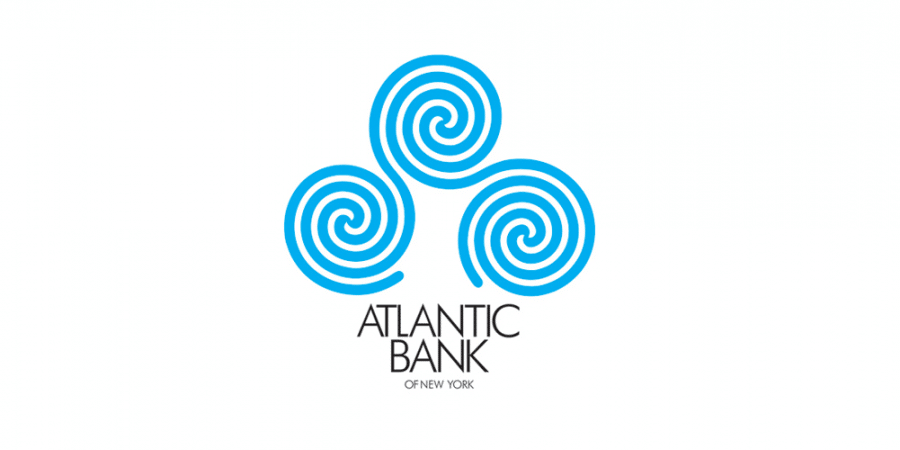 Atlantic Bank Logo Design by George Louis