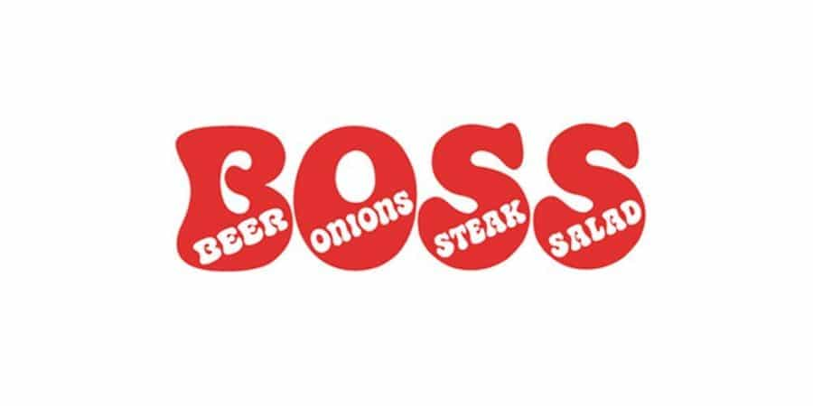 BOSS Logo Design by George Louis