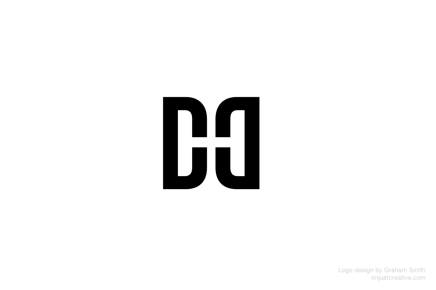 Damien Hottelier logomark design 1 by imjustcreative