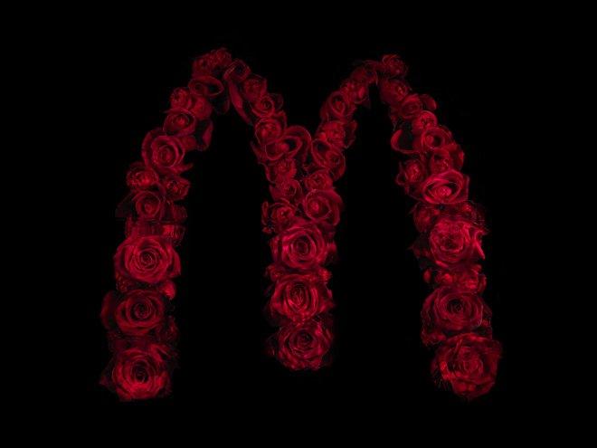 Underwater Rose Logo Series by Alexander James
