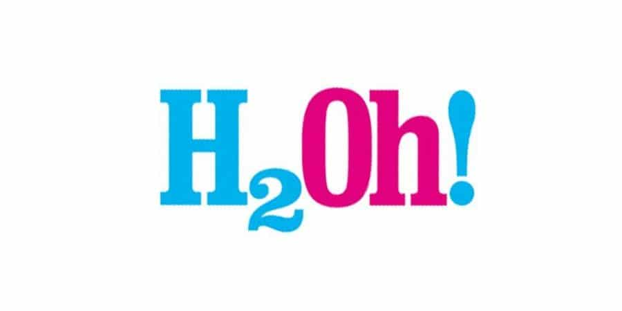 H2oh! Logo Design by George Louis