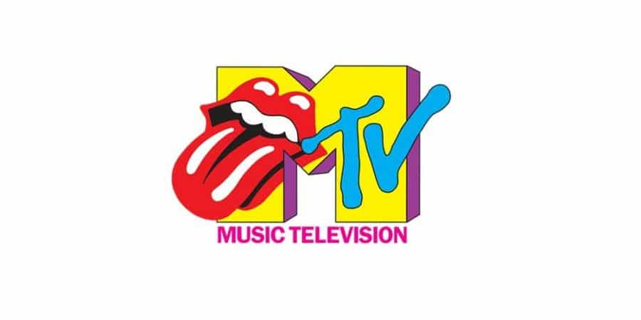 MTV Logo Design by George Louis