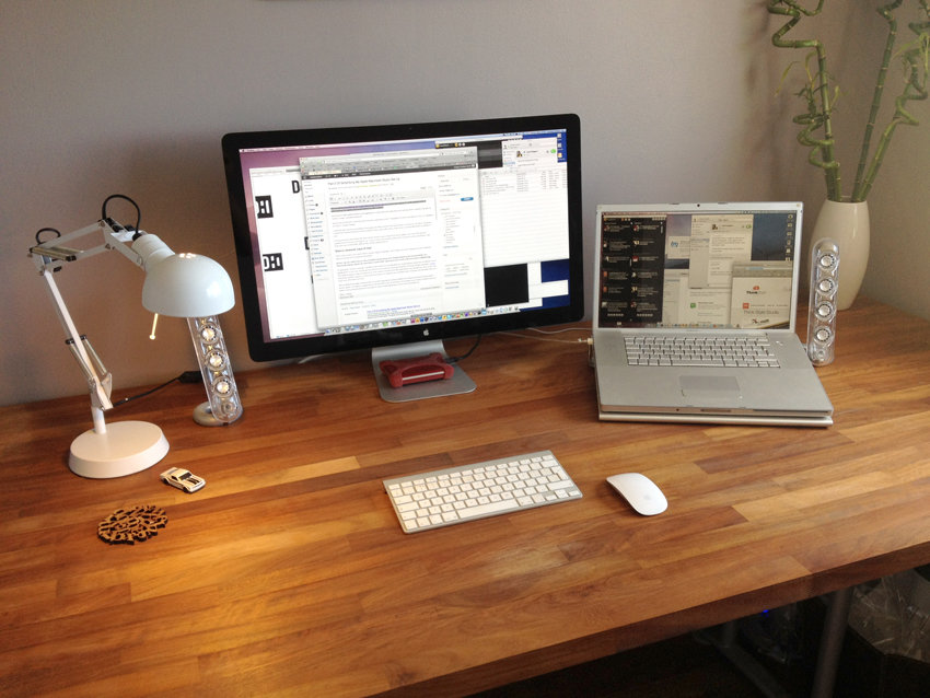 My Macintosh Set-Up