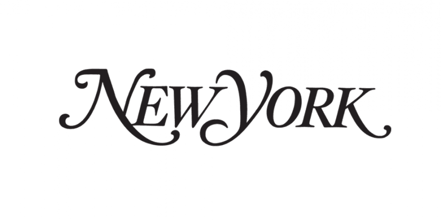New York Magazine Logo Design by George Louis