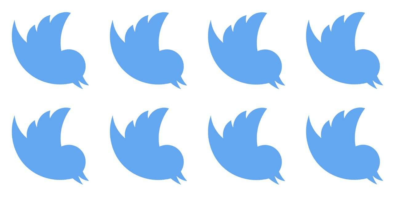The Twitter Spinner Bird