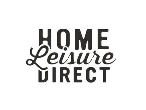 Home Leisure Direct Logo Design