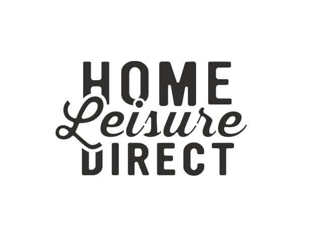 Home Leisure Direct Logo Design