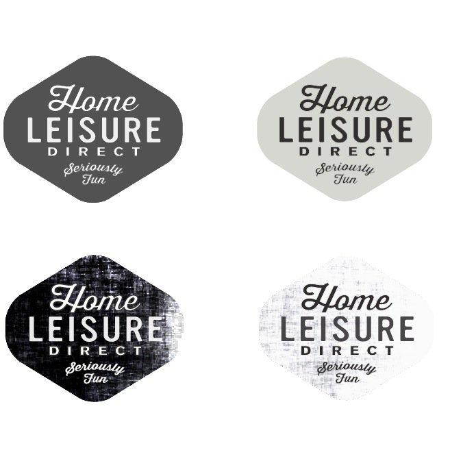 logo in process update home leisure direct v2. Black Bedroom Furniture Sets. Home Design Ideas