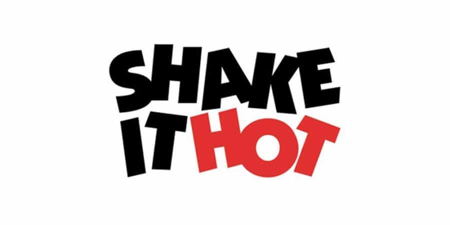 Shake It Hot Logo Design by George Louis