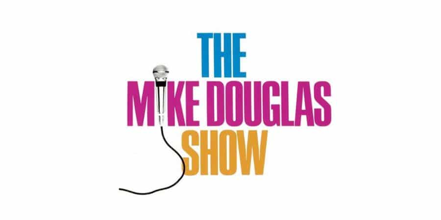 The Mike Douglas Show Logo Design by George Louis