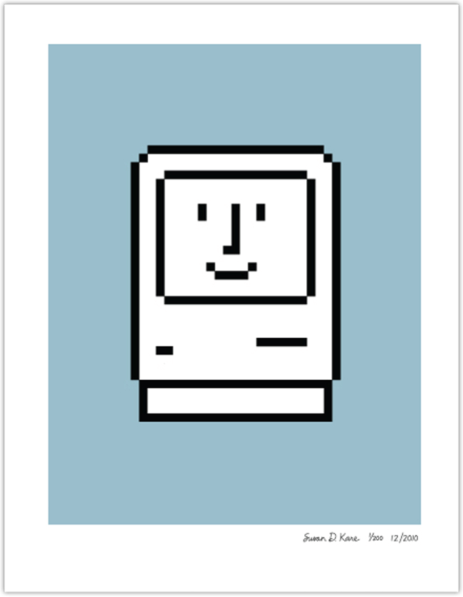 Susan Kare Apple Macintosh Icons