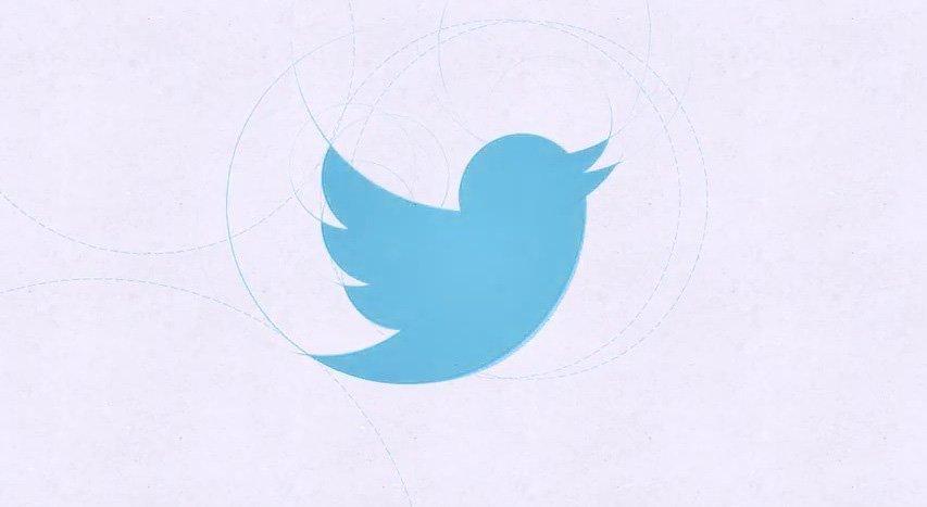 Twitter's New logo design