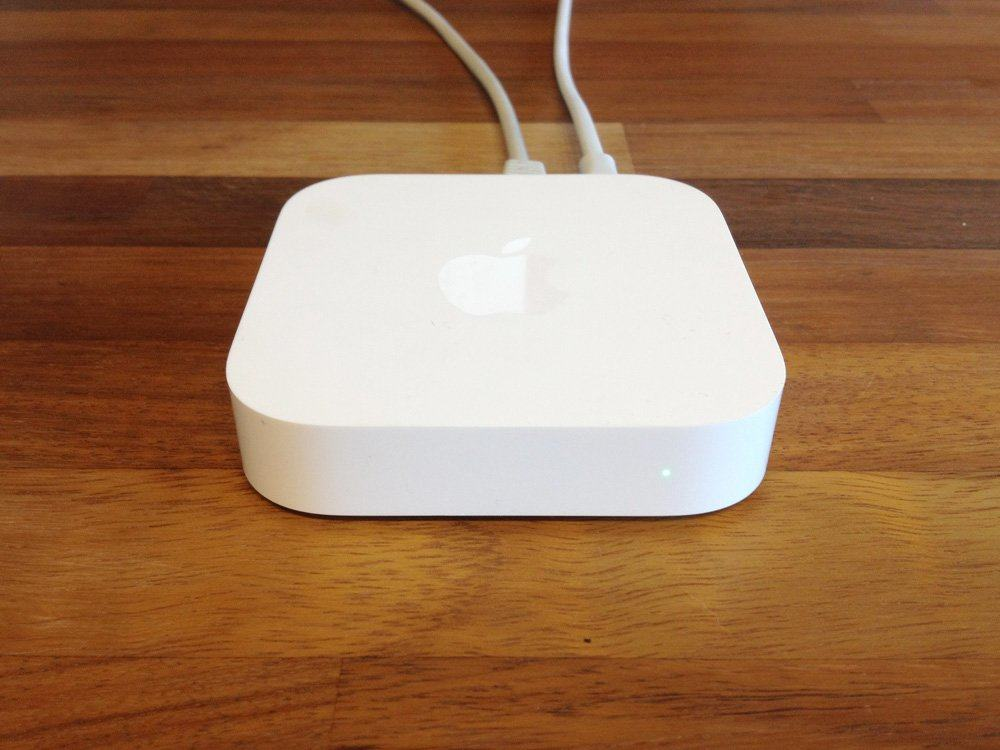 Apple Airport Express Base Station Topside