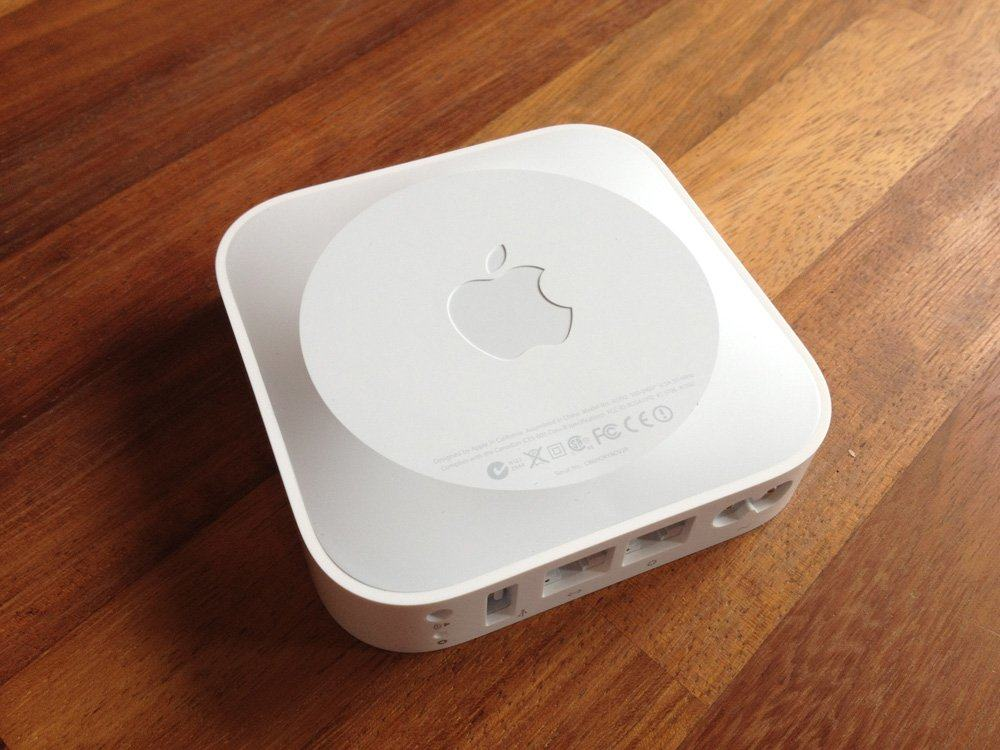 Apple Airport Express Base Station Underside