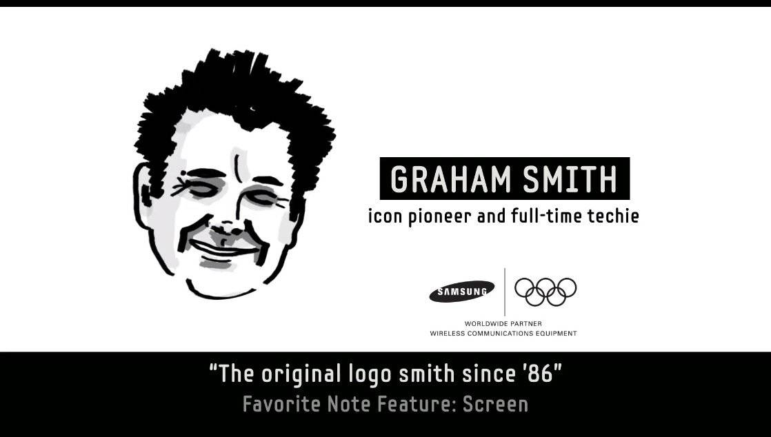 Graham Smith at the Olympic Games