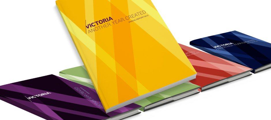 London City Victoria Brand Identity by Someone