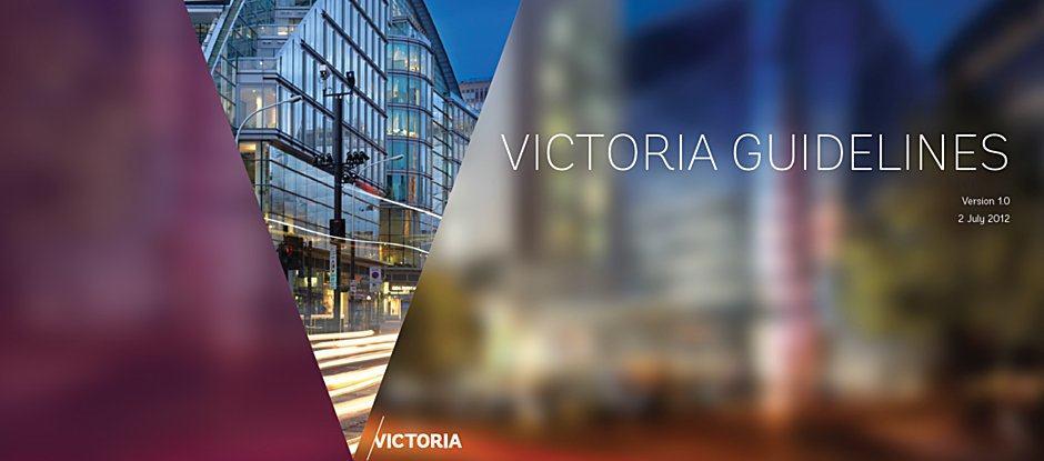 Victoria Brand Identity by Someone