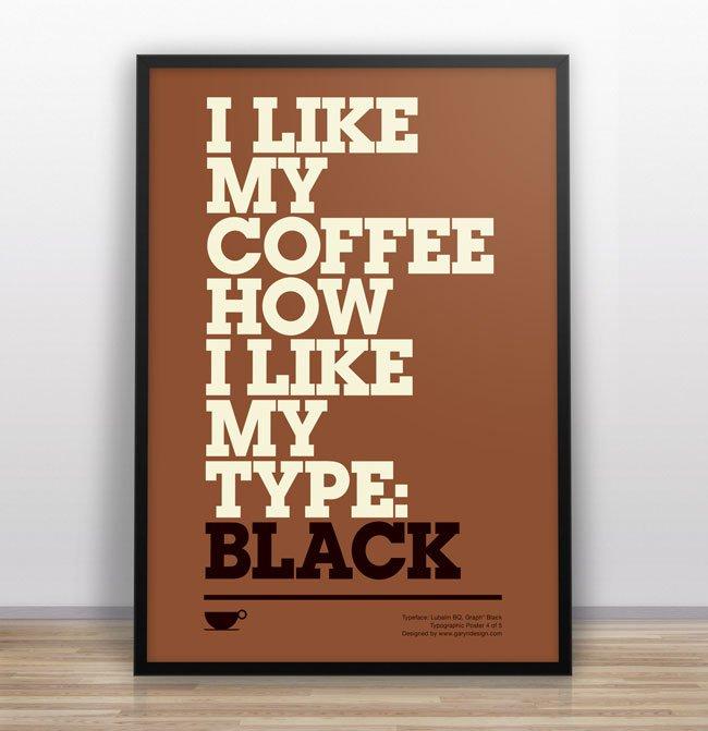 Gary Nicholson Typographic Jokes