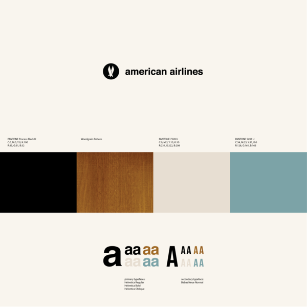 Experimental ID for American Airlines