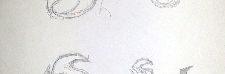 shark sketches