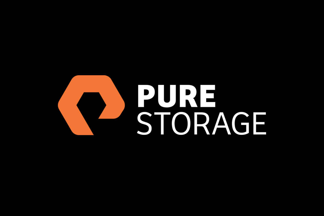 Pure Storage-Flash-Array-Logo-Design-by-The-Logo-Smith