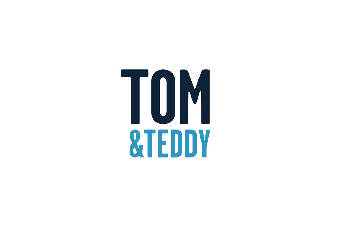 Tom-&-Teddy-logo-designed-by-Graham-Smith