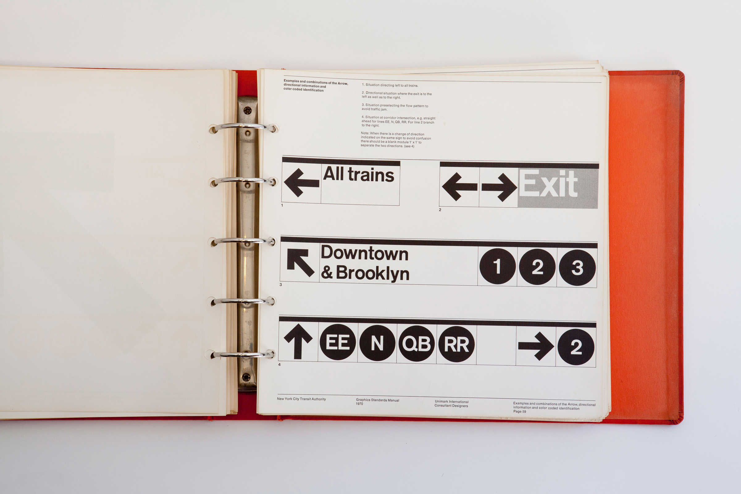 New York City Transit Graphics Manual 4