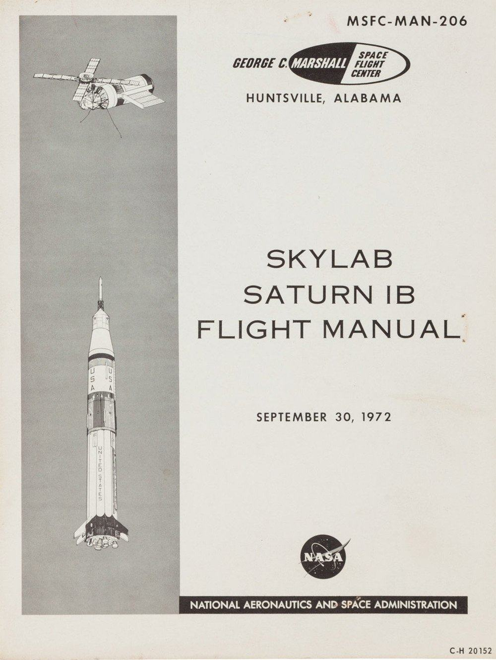 Space Programme Cover Designs