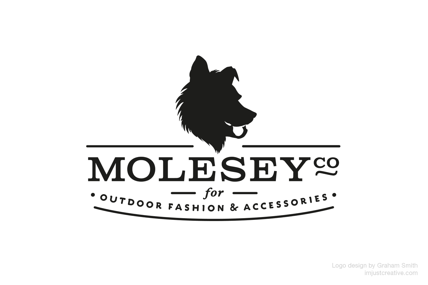 MoleseyCo logo design 2 by imjustcreative