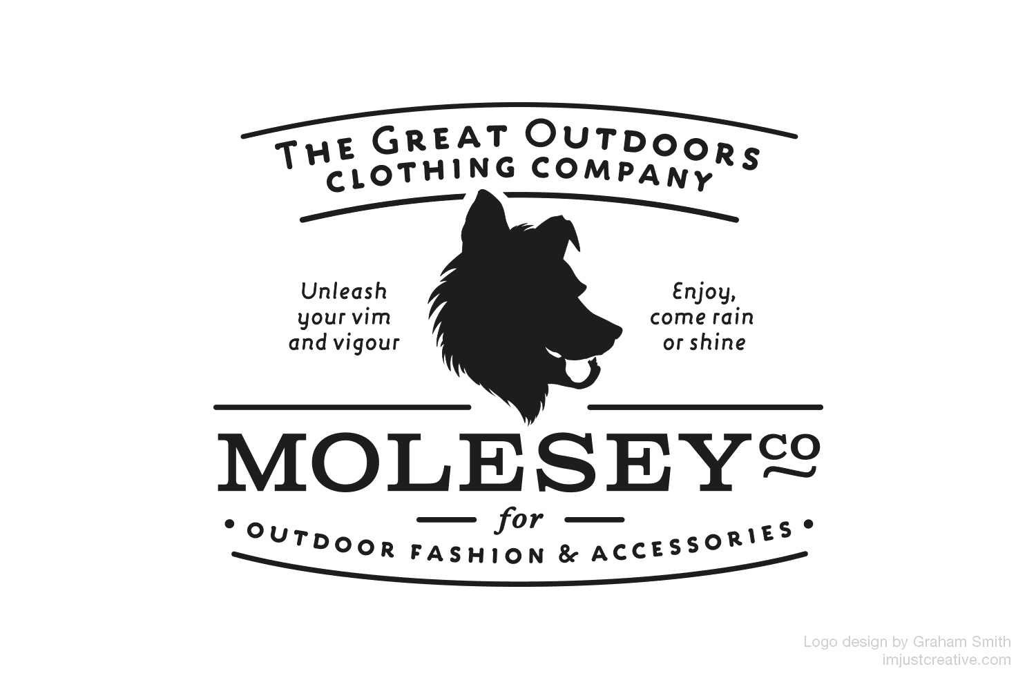MoleseyCo logo design 3 by imjustcreative
