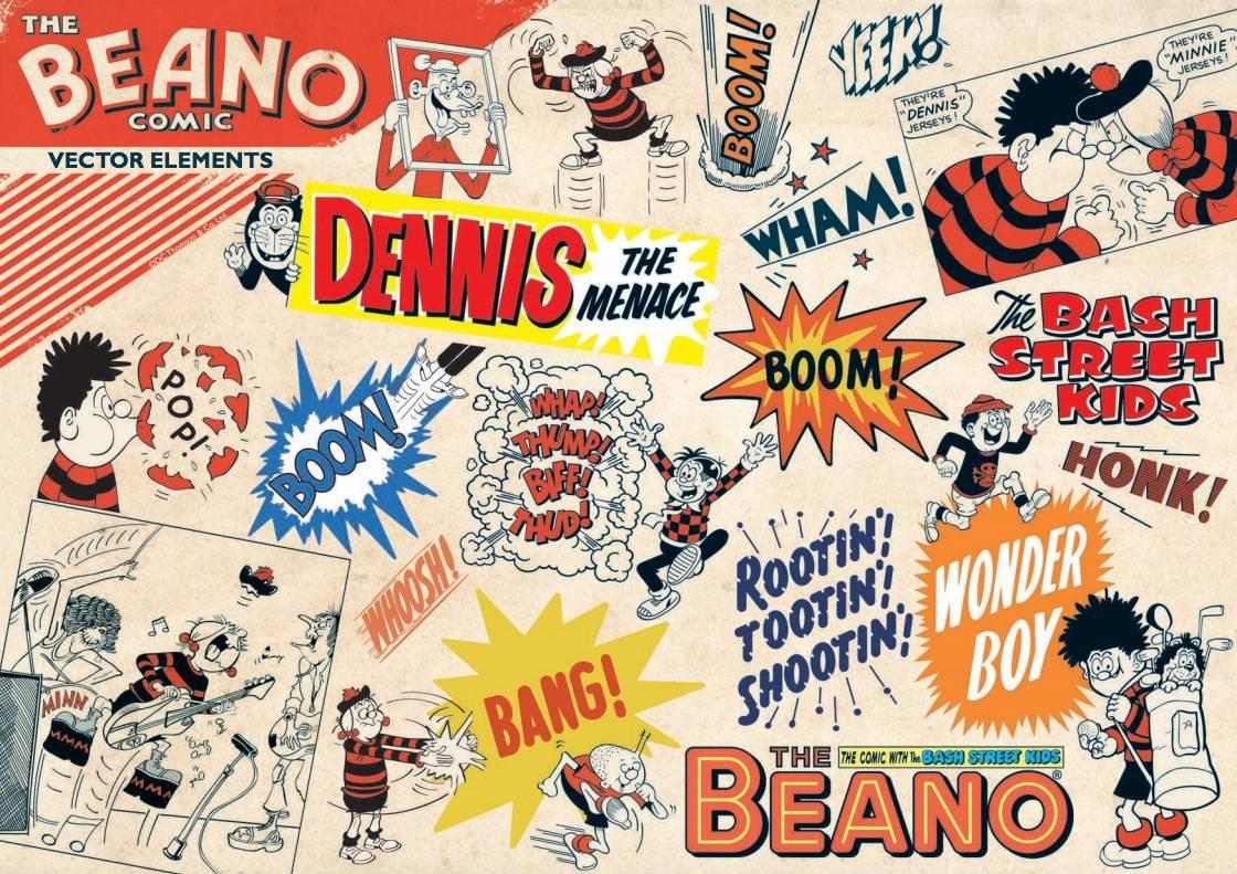 Beano Brand Identity Manual 3