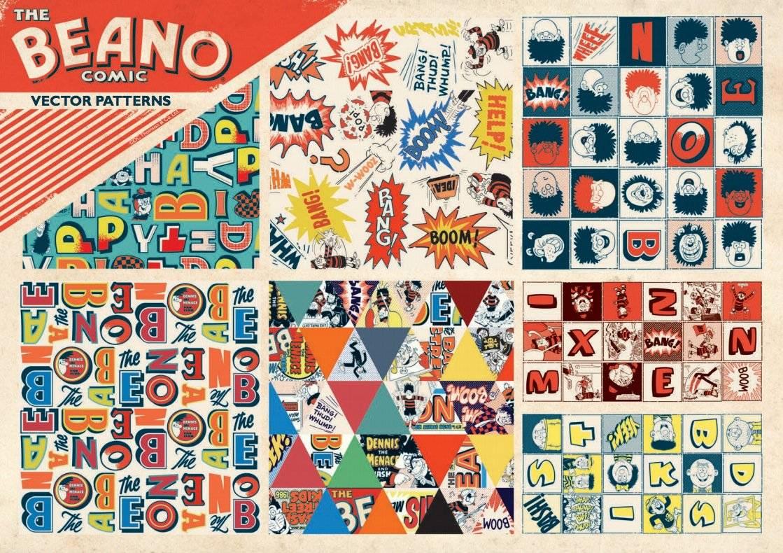Beano Brand Identity Manual 4