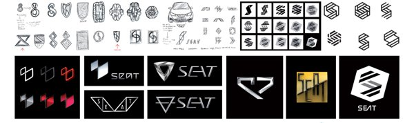 Seats Logo Design 1