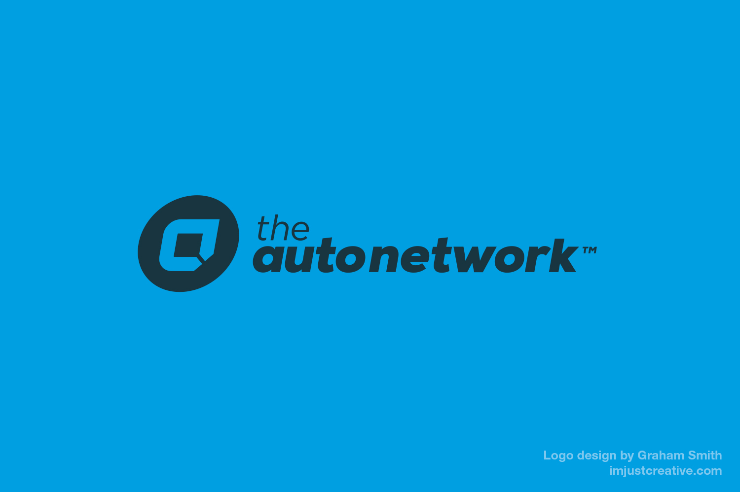 The Auto Network logo design by imjustcreative