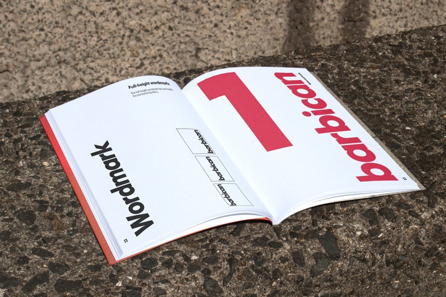 BARBICAN VISUAL IDENTITY GUIDELINES 1h