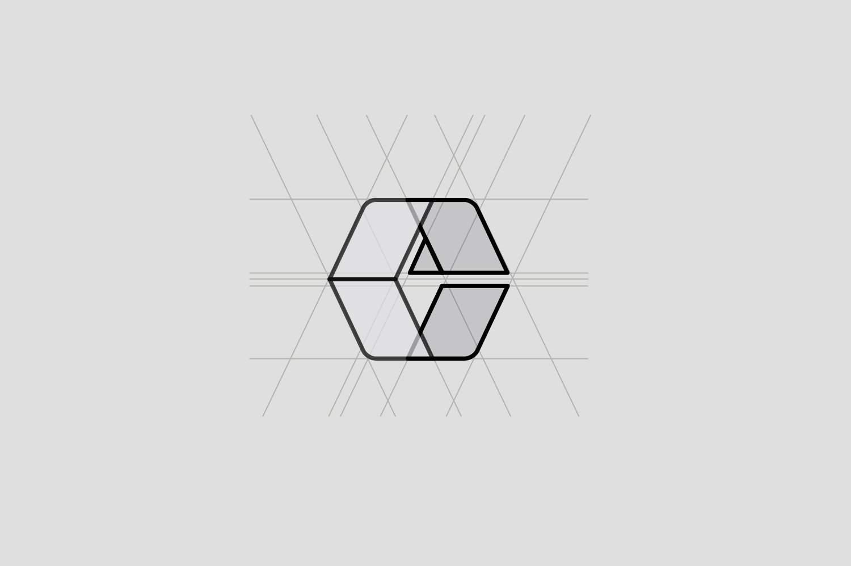 Excedr logo mark Designed by Freelance Logo Designer The Logo Smith.