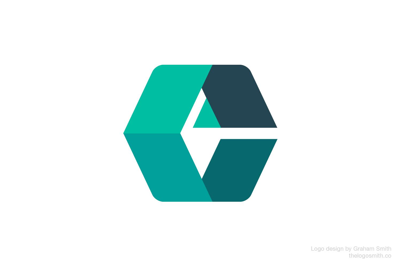 Excedr logomark Designed by Freelance Logo Designer The Logo Smith.