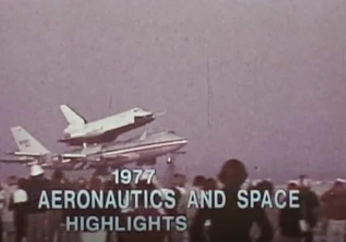 Aeronautics and Space Report 1977