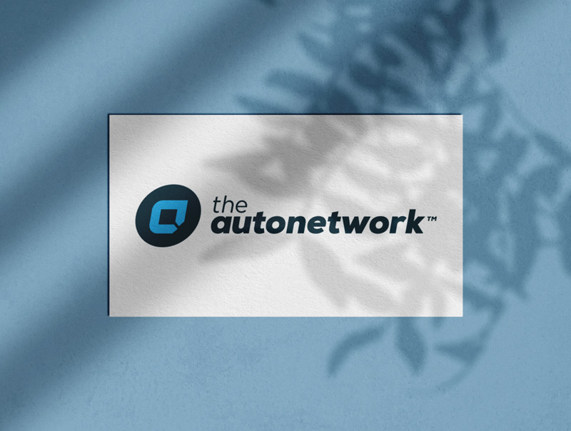 The Auto Network Car Logo Designed by The Logo Smith Textured Portfolio 2019