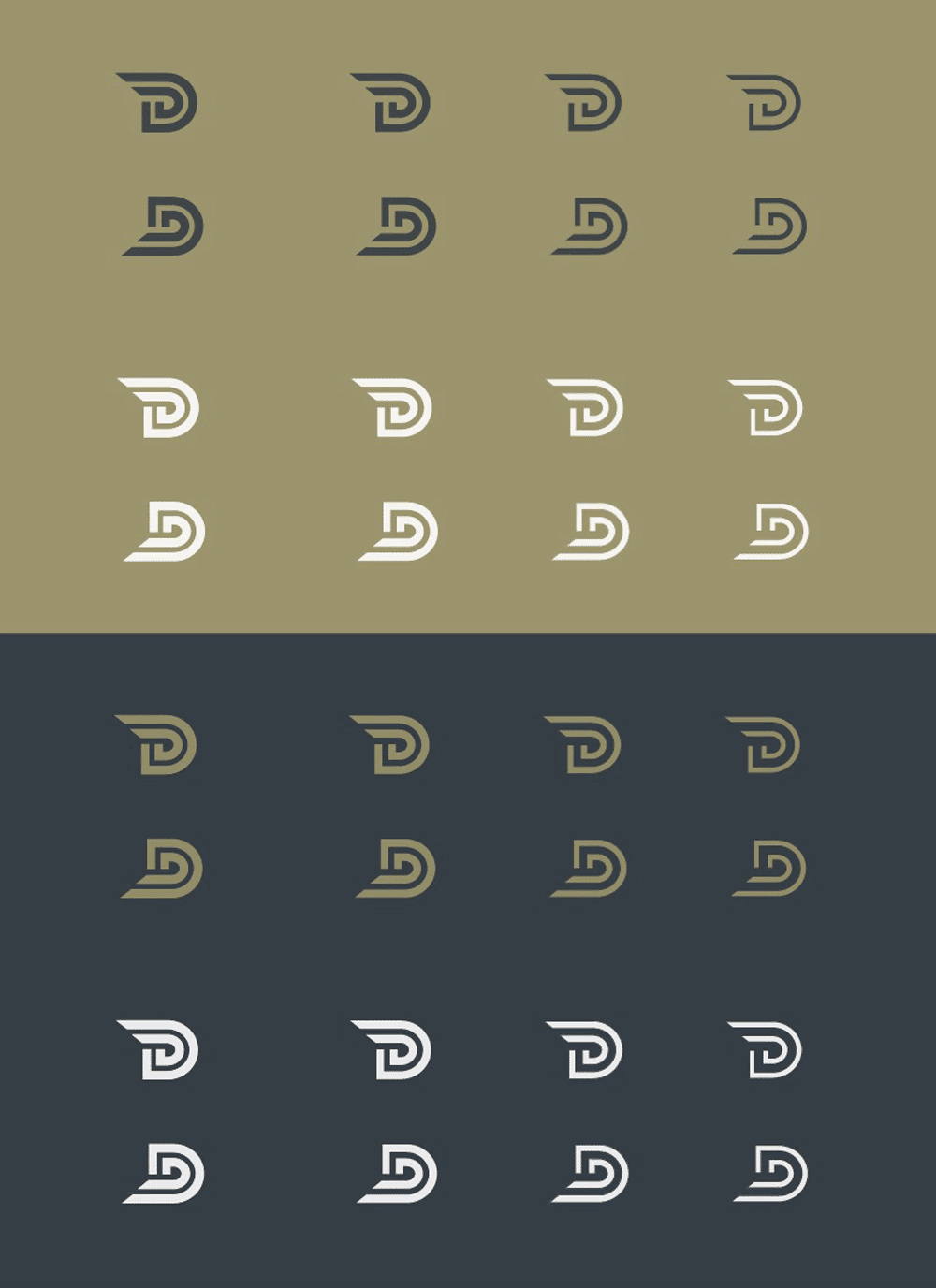 DealterTeam Automotive Dealership Logo Designed by The Logo Smith Freelance Logo Designer