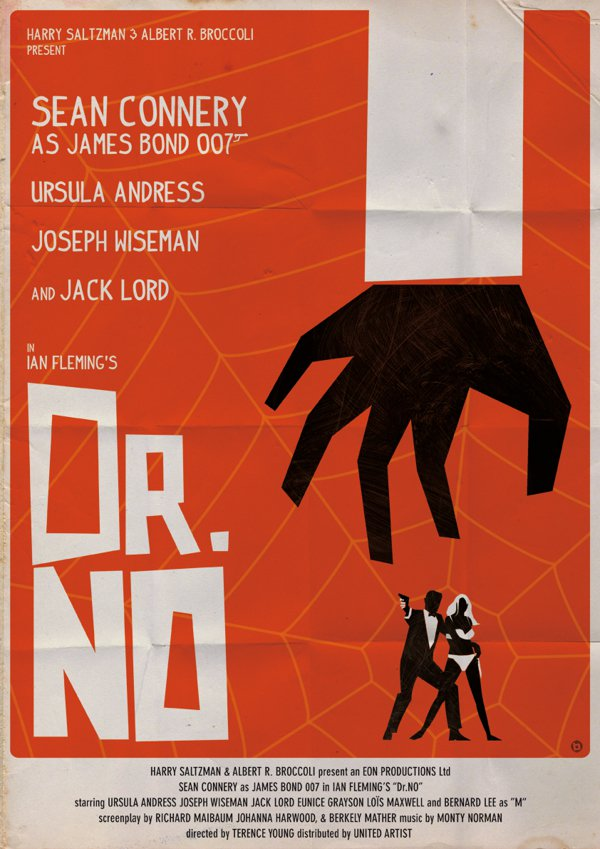 Dr No James Bond Poster.jpg