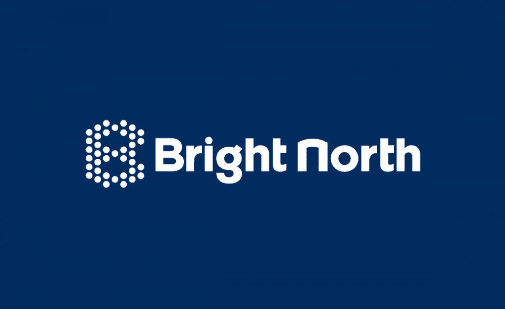 BrightNorth Logo Designed by The Logo Smith
