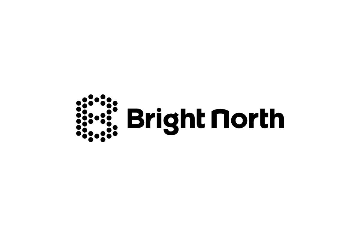 BrightNorth Logo Designed by Graham Logo Smith