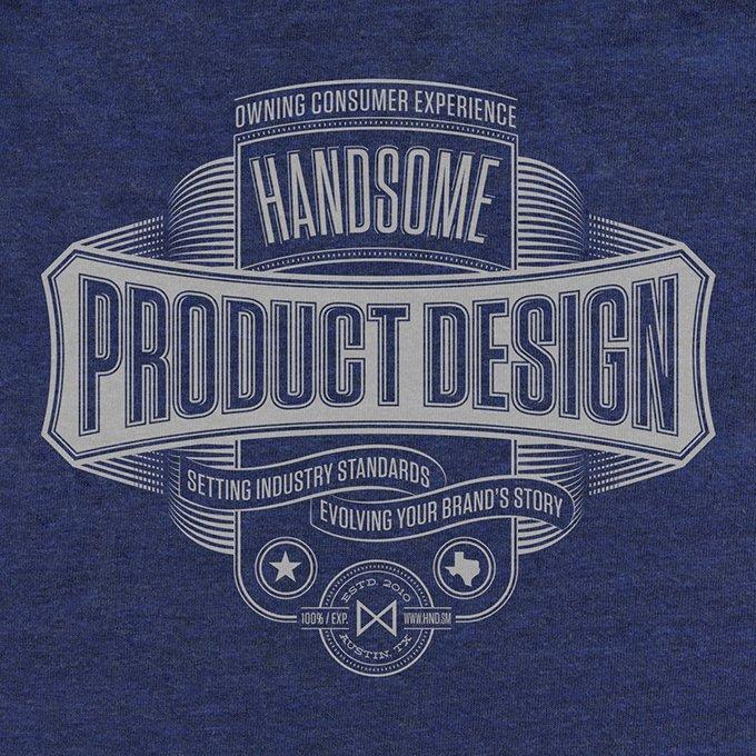 Gorgeous vintage era type logo designs by ben didier for Company t shirt design inspiration