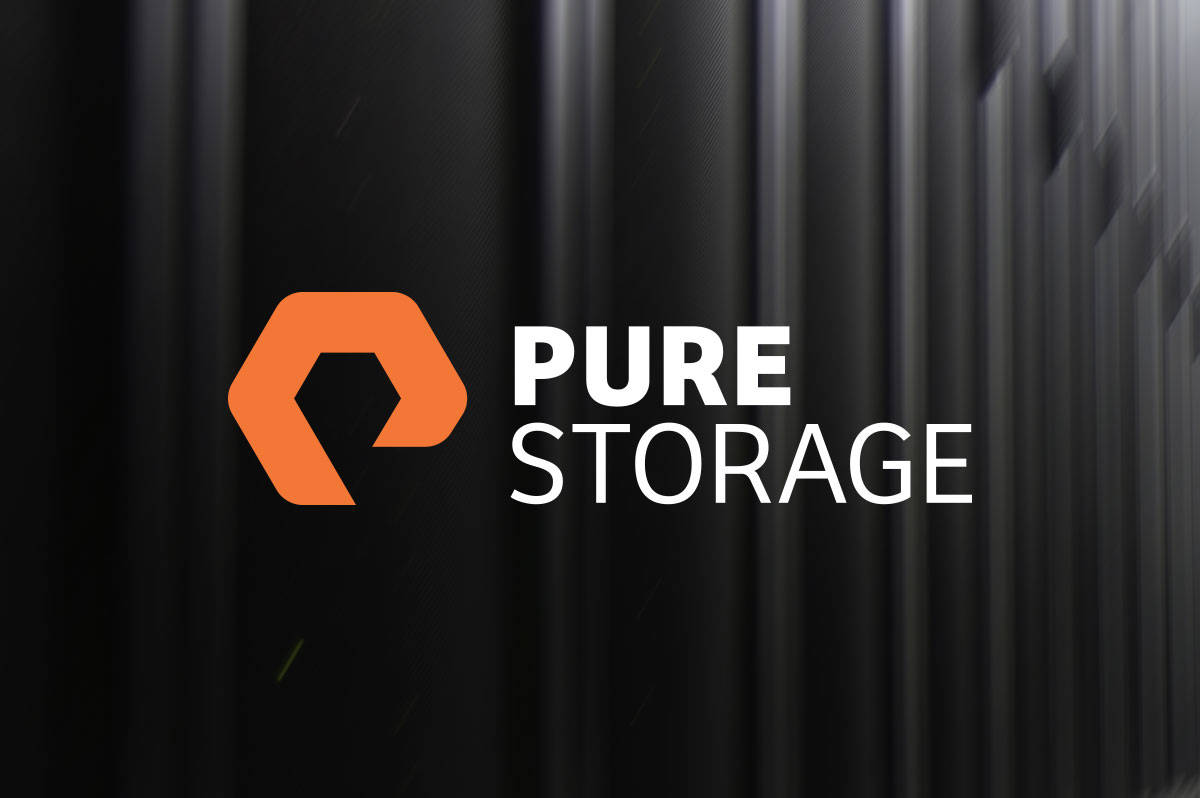 PureStorage Logo Design