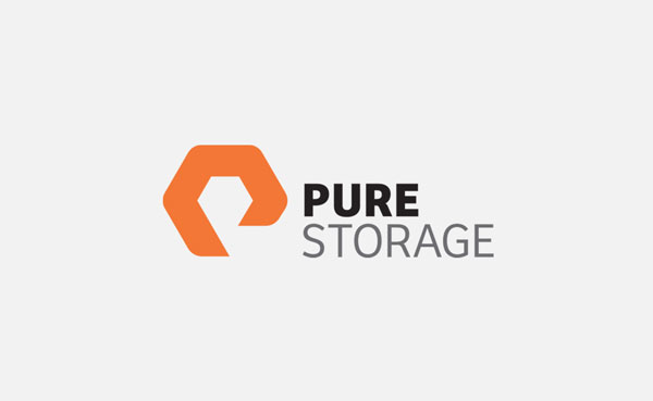 Image result for pure storage logo vector