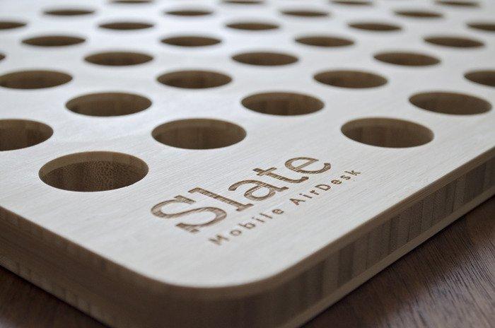 Slate Mobile AirDesk by Nathan Mummert