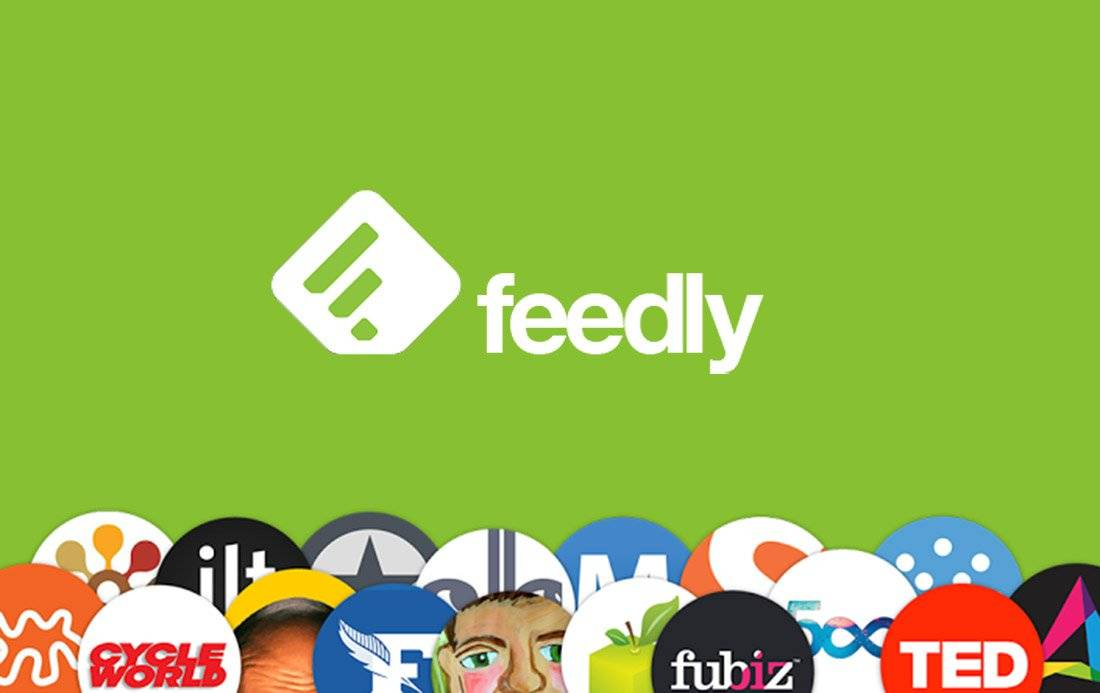 feedly icon and logo