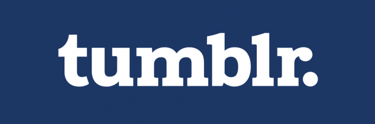 New Tumblr Logo Design